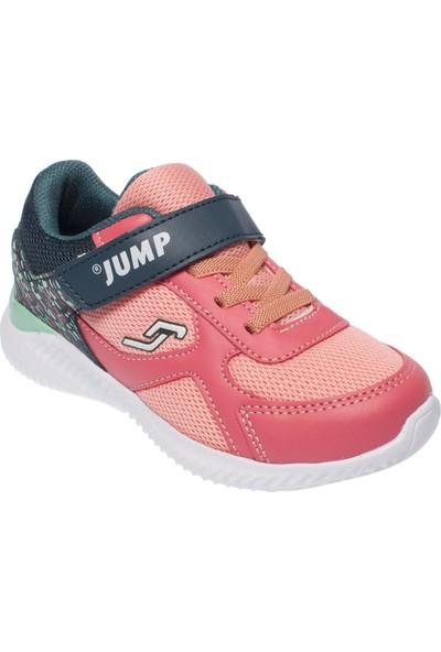 Jump 21258 Tek Cırt Gunluk Pembe Çocuk Ayakkabı