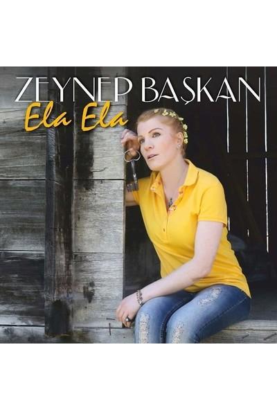 Zeynep Başkan - Ela Ela (Plak)