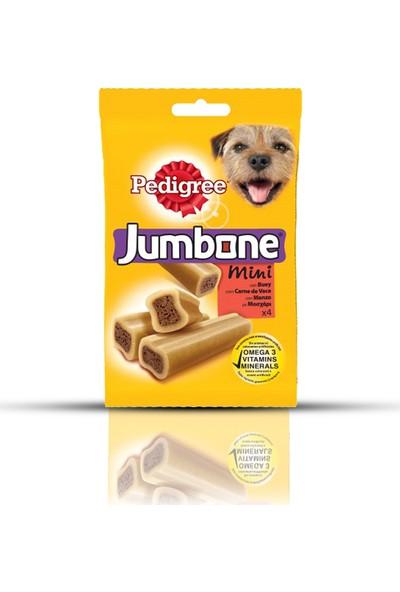 Pedigree Jumbone Mini Köpek Ödül Maması 160 Gr x 8 Adet