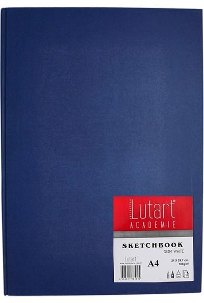 Lutart La-2457 Sketch Defter A3 100Gr 100Yp Lacivert