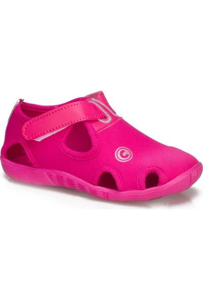 Crazy Kids Pembe Kız Bebek - Çocuk Deniz Ayakkabısı Terliği