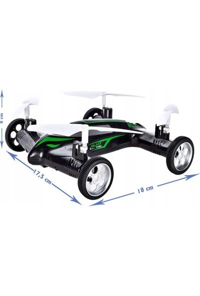 Birlik Oyuncak Büyük Arabaya Dönüşen Drone