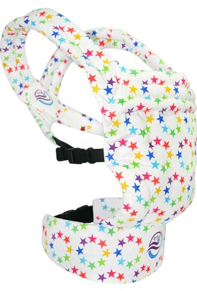 Erka Baby Ergonomik Kanguru Yıldızlar