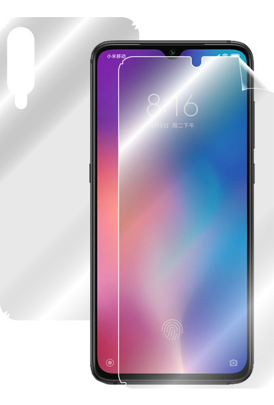 Ipg Xiaomi Mi 9 Görünmez Tam Kaplama