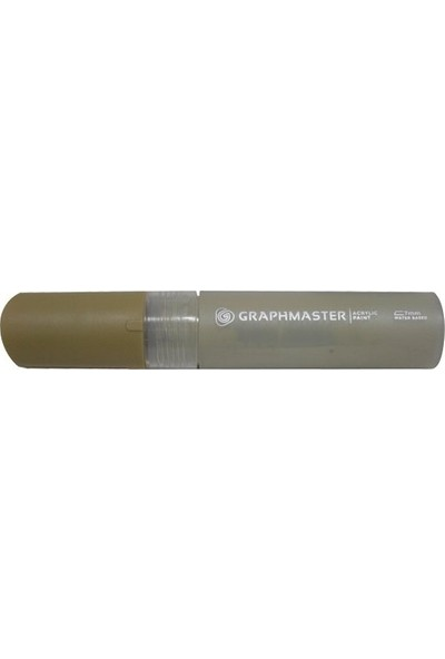 Graphmaster Akrilik Paınt 7Mm Y332 Walnut