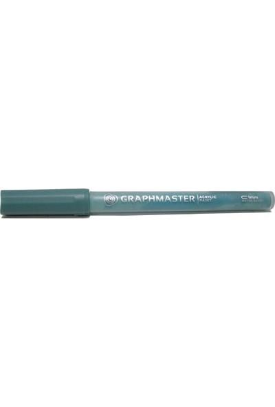 Graphmaster Akrilik Paınt 1Mm B754 Vert Fonce