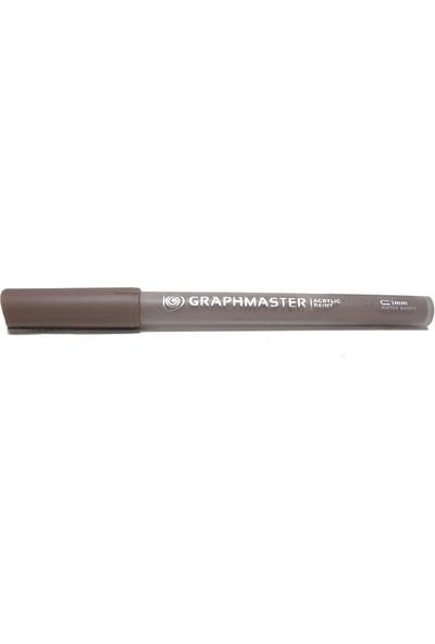 Graphmaster Akrilik Paınt 1Mm Y762 Bıtterwood