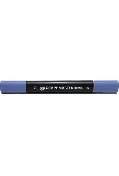 Graphmaster Alcohol Based Ink Markör Prussıan Blue