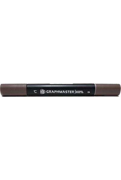 Graphmaster Alcohol Based Ink Markör Chesnut Brown