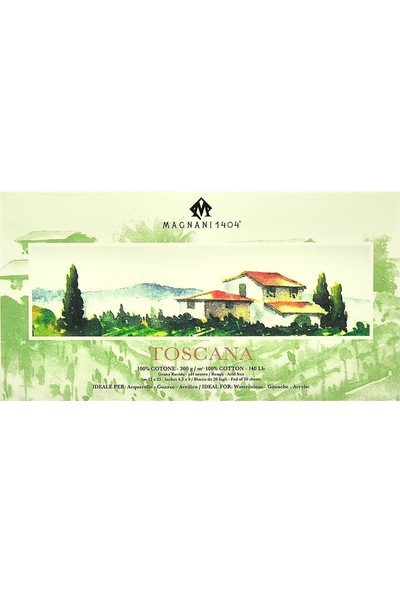 Magnani Resim Bl Tosc. 20X50 300G 20Yp 50602050