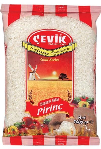 Çevik Osmançık Pirinç 1000 gr