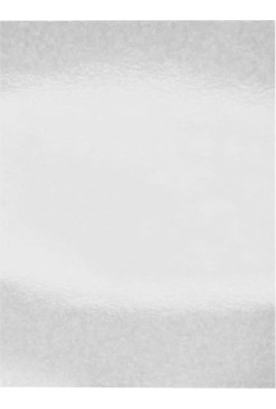 Adel Fon Kartonu Gümüş Grisi 50X70 Cm 100 Lü (1 Paket 100 Adet)