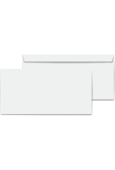 Doğan Diplomat Zarfı 105X240 Mm 90 Gr Kraft Silikonlu 500 Lü (1 Paket 500 Adet)