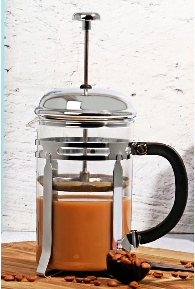 MHK Collection Frn-0013 French Press 800 ml Lüx