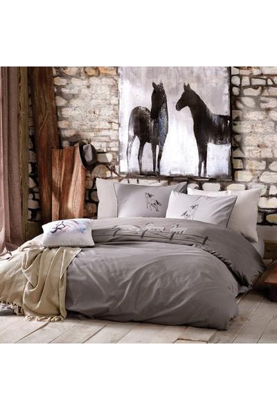 Yataş Bedding DANIEL Ranforce Nevresim Takımı (Çift Kişilik)