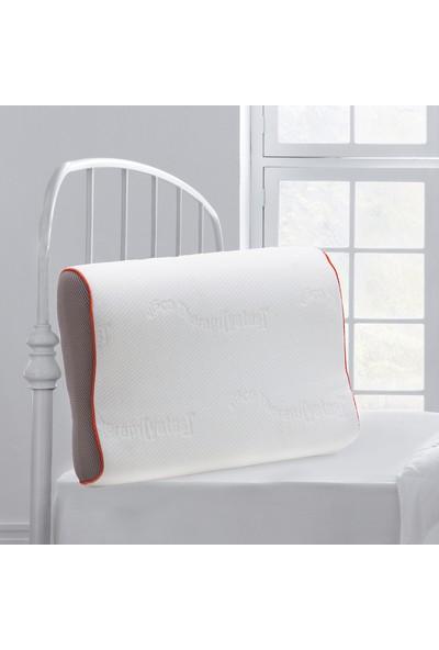 Yataş Bedding Visco Therapy Boyun Yastiği (50X30 Cm)