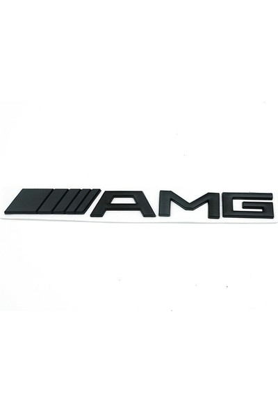 Mercedes Benz Amg Bagaj Logo