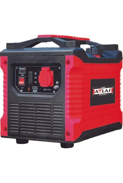 Attlas BT 1500 Benzinli Inverter Jeneratör - 1 KW