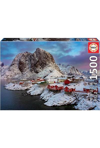 Educa Puzzle 1500 Parça Lofoten Islands Norway 17976