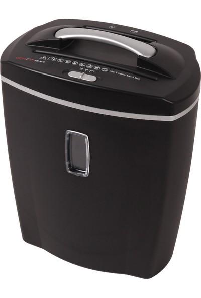 Genie 580Xcd Çapraz Kesim Evrak İmha Makinesi ( Siyah )