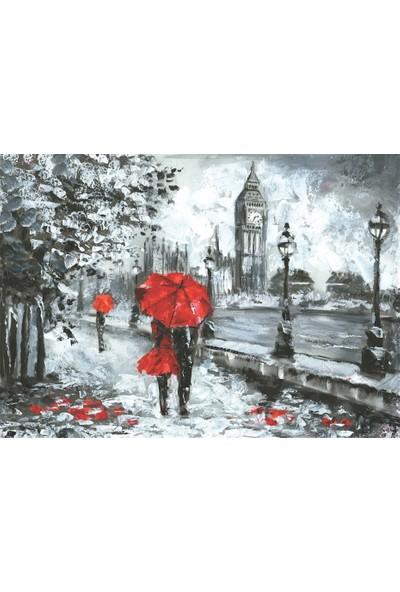 Keskin Color 1000 Parça Puzzle Londra da Romantizm 260388