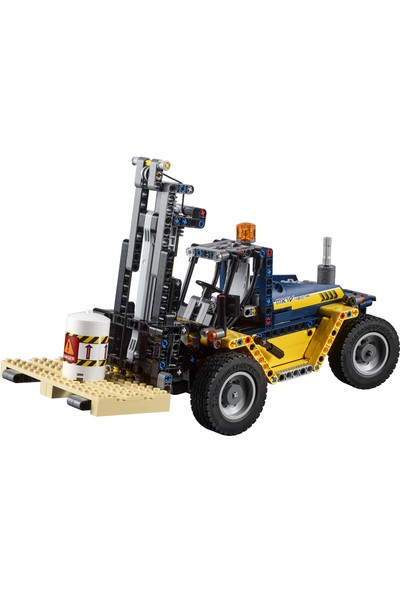 LEGO Technic 42079 Ağır Hizmet Forklifti
