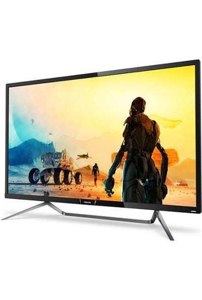 "Philips Momentum 436M6VBPAB 43"" 4ms HDR1000 (HDMI+Display+mDisplay) Adaptive Sync 4K Ultra HD Ambiglow Monitör"