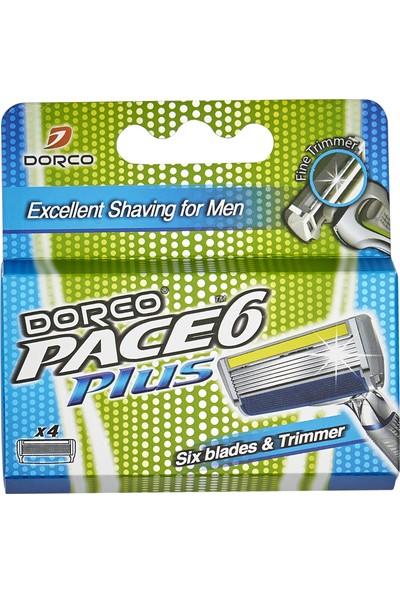 Dorco Pace 6 Plus Tıraş Makinesi Yedek Başlık