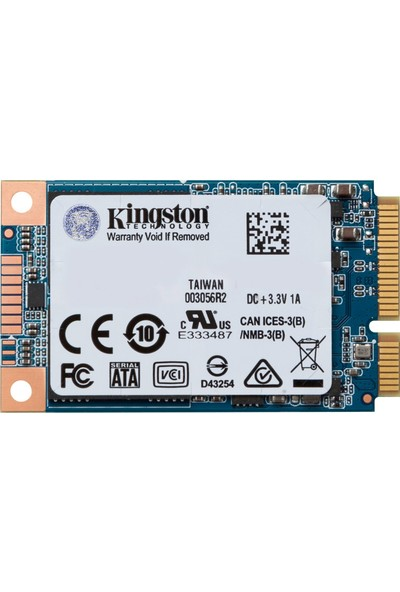 Kingston UV500 240GB 520MB-500MB/s mSATA SSD (SUV500MS/240G)