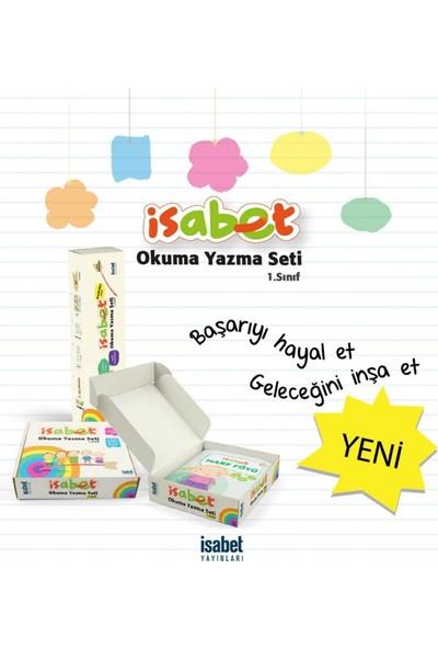 1. Sınıf İsabet Okuma Yazma Seti (Öğrenci) - İlkokul - İsabet Yayınları