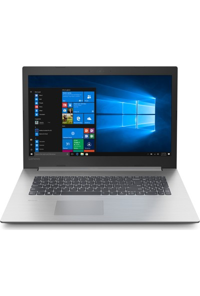 "Lenovo Ideapad 330-17IKB Intel Core i7 8550U 16GB 1TB + 128GB SSD MX150 Windows 10 Home 17,3"" FHD Taşınabilir Bilgisayar 81DM007BTX"