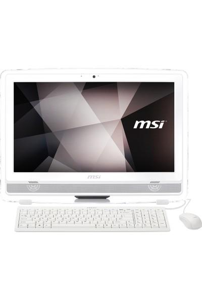 """MSI PRO AC17-401TR-X Intel Core i7 7700 8GB 1TB + 128GB SSD GT930M Freedos 21.5"""" FHD All In One Bilgisayar"""