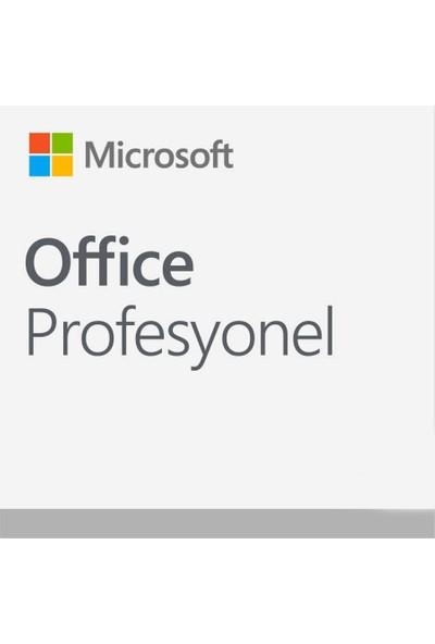 Microsoft Office2019 Profesyonel Türkçe-İngilizce Elektronik Lisans 269-17072