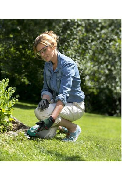 Bosch Isıo 3 Çim Ve Topiari Makası + Laura Ashley Bahçe Eldiveni
