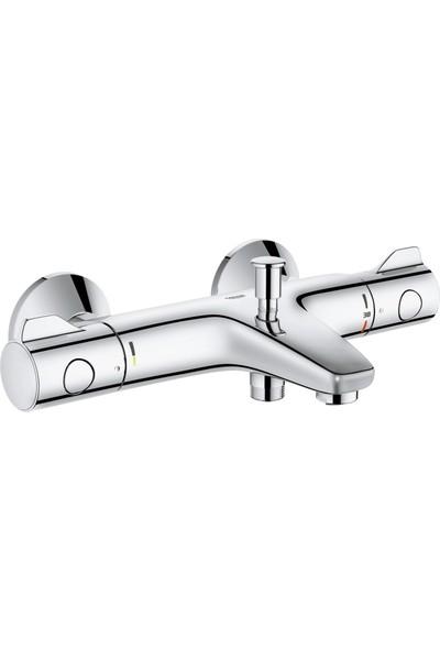 Grohe Grohtherm 800 Termostatik Banyo Bataryası - 34576000