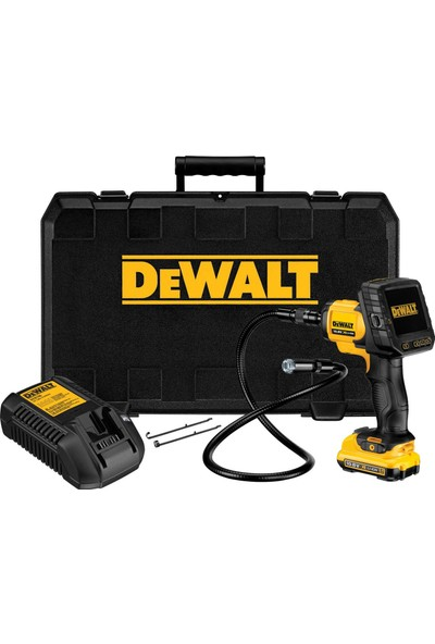 Dewalt DCT410D1-QW Gözlem Kamerası 10.8V/2.0Ah Li-Ion
