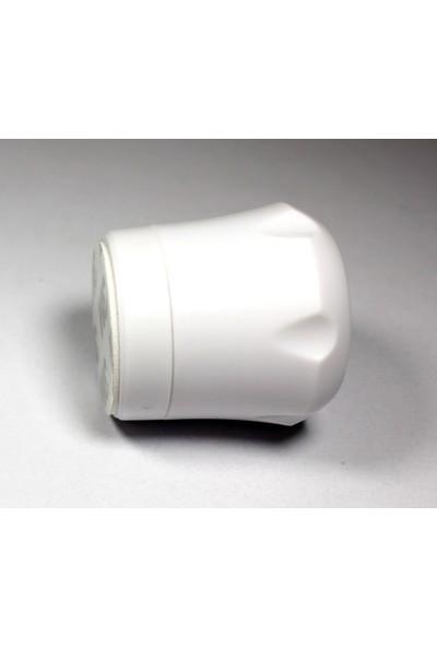 Kids Safe-T Plastik Manyetik Dolap Kilidi Anahtarı Beyaz