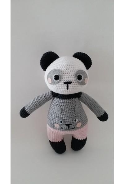 Amigurumi Atölyesi Panda Amigurumi