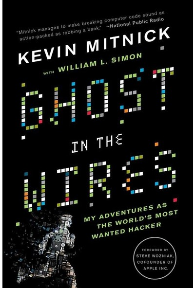 Ghost In The Wires - Kevin Mitnick