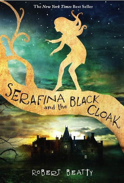 Serafina and the Black Coak - Robert Beatty