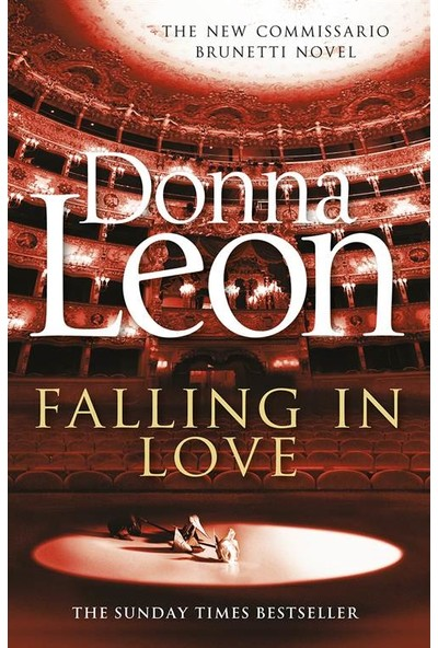 Falling in Love (Brunetti 24) - Donna Leon