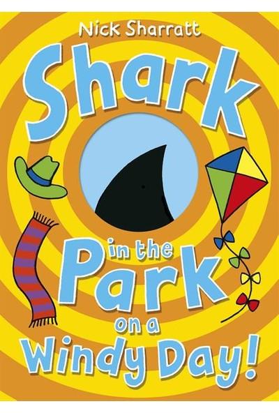 Shark In The Park On A Windy Day - Nick Sharratt