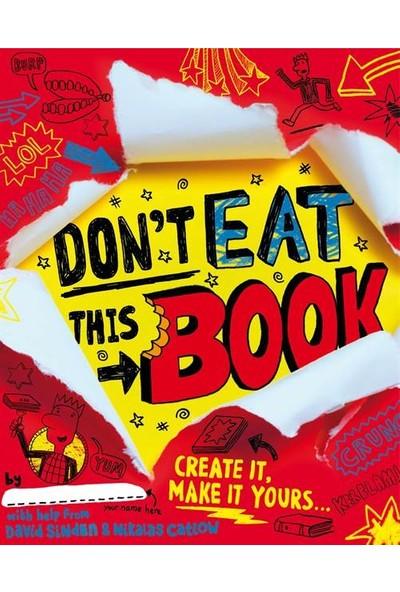 Don't Eat This Book - David Sinden