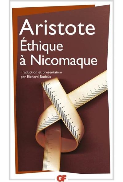 Éthique de Nicomaque - Aristote