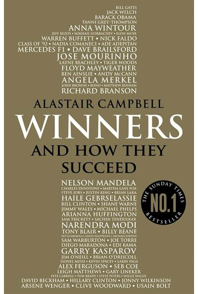 Winners: And How They Succed - Alastair Campbell