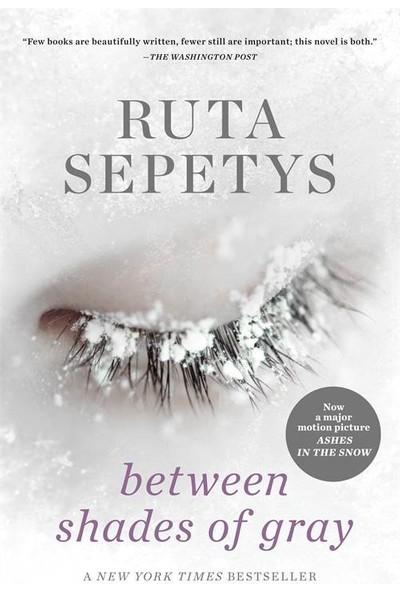 Between Shades of Grey - Ruta Sepetys