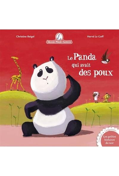 Mamie Poule Raconte, Tome 13 : Le Panda Qui Avait Des Poux - Christine Beigel