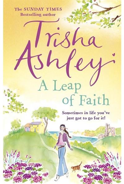 A Leap of Faith - Trisha Ashley
