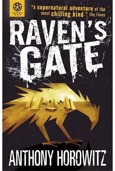 Power of Five 1: Raven's Gate - Anthony Horowitz