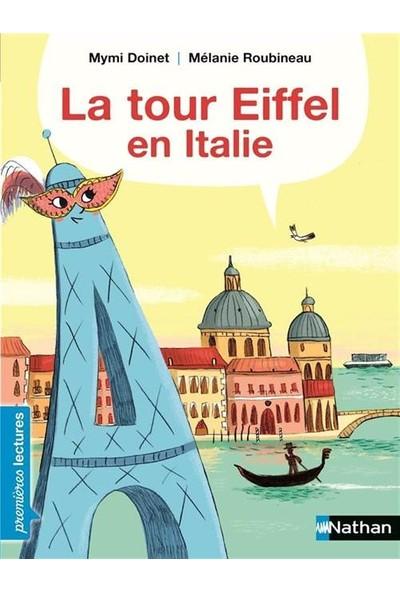 La Tour Eiffel en Italie - Mymi Doinet
